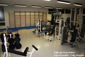 Salle de musculation _1